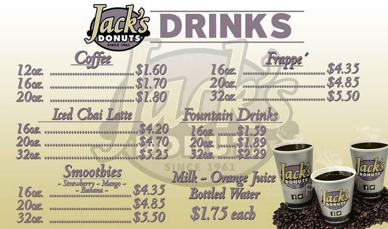 Online Menu Of Jack S Donuts Fontana Ca They probably still are, but. online menu of jack s donuts fontana ca