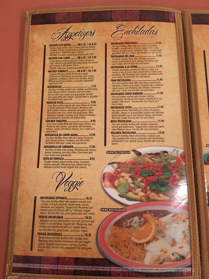 Mexican Restaurant In Springfield