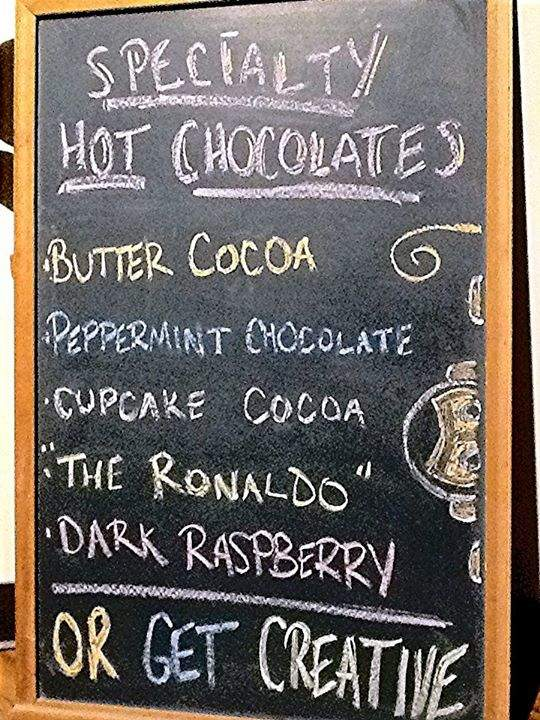 Menu of Lula's Coffee Co. in Florence, SC 29505