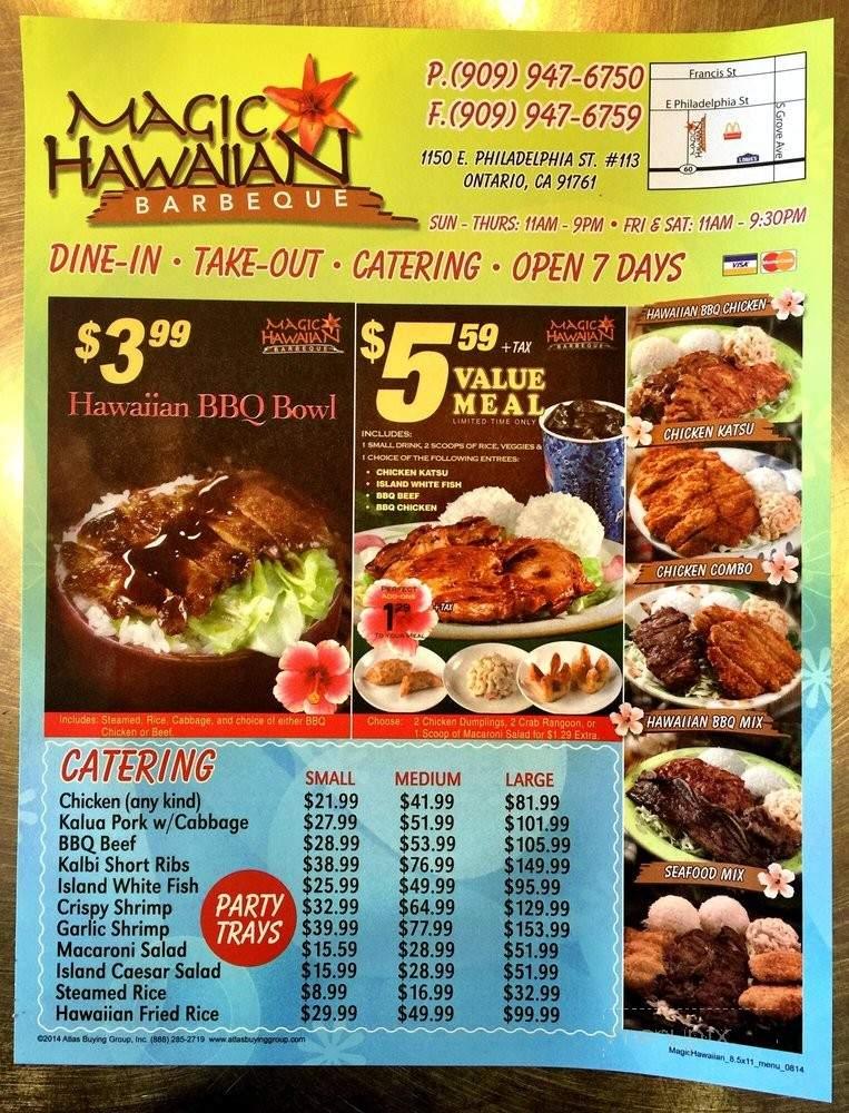hawaiian bbq near me