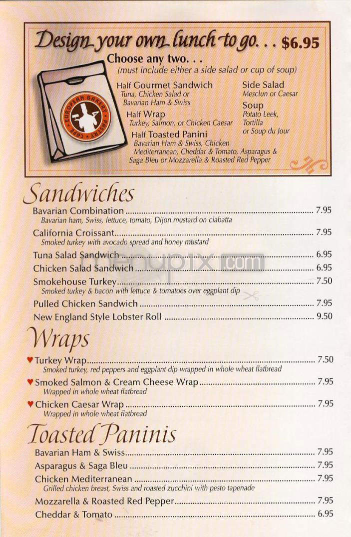 Restaurant menu menupix for Alexandrya mediterranean cuisine portland or