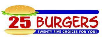 25 Burgers photo