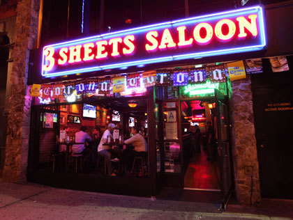 3 Sheets Saloon - Small User Photo