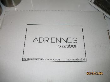 Adrienne's Pizza Bar - Small User Photo