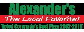 Alexander's Pizza - Small User Photo