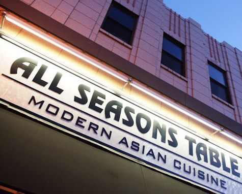 All Seasons Table Restaurant - Small User Photo