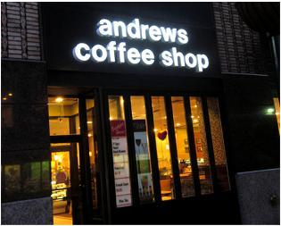 Andrew's Coffee Shop - Small User Photo