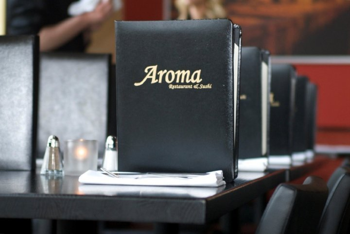 Aroma Restaurant and Sushi - Small User Photo