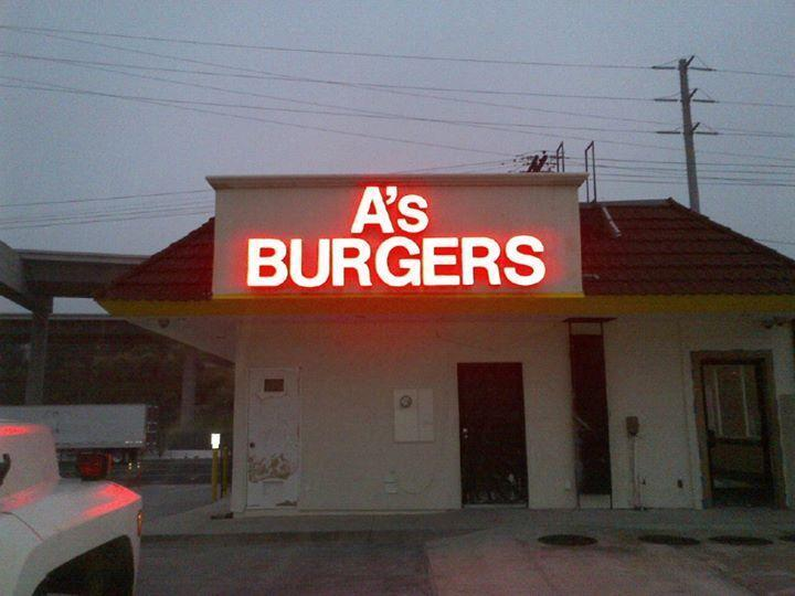 A's-Ace Burgers photo