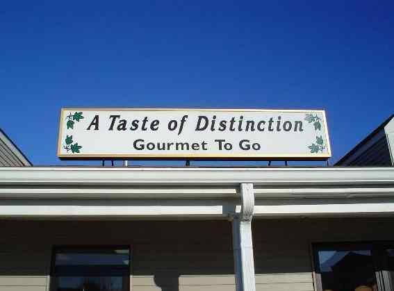 A Taste Of Distinction photo