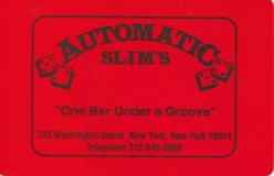 Automatic Slim's - Small User Photo