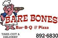 Bare Bones Barbq & Pizza - Bay City, MI