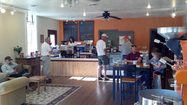 Big Creek Coffee Roasters photo