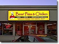Boss' Pizza and Chicken - Sioux Falls, SD