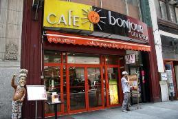 Cafe Bonjour photo