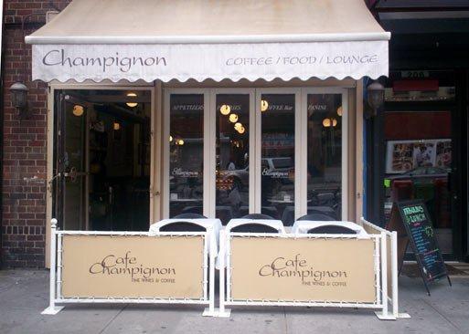 Cafe Champignon photo