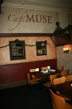 Cafe Muse - Small User Photo