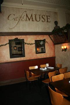 Cafe Muse - Royal Oak, MI