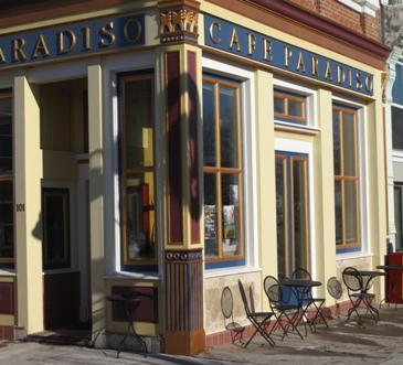 Cafe Paradiso photo