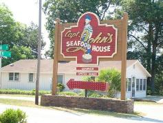Captain John's Seafood House - Small User Photo