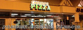 Champ's Pizza - Small User Photo