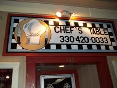 Chef's Table photo