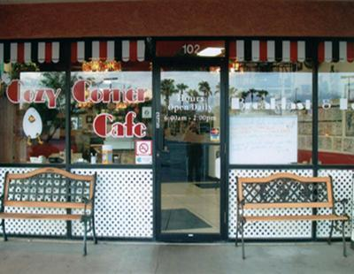 Cozy Corner Cafe photo