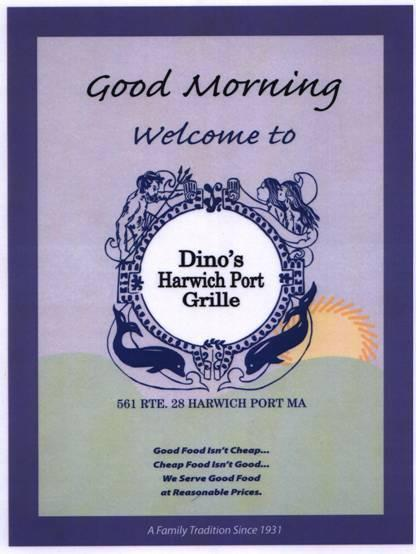 Dino's Harwich Port Grill photo