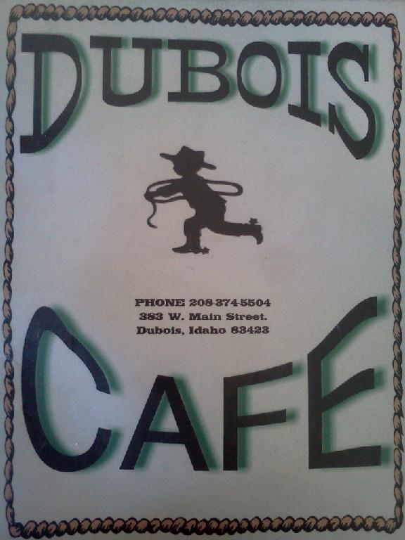 Dubois Cafe photo