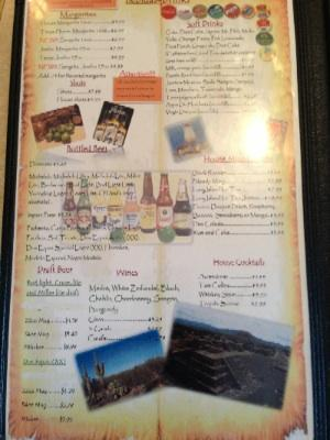 Online Menu Of El Rodeo Norfolk Va