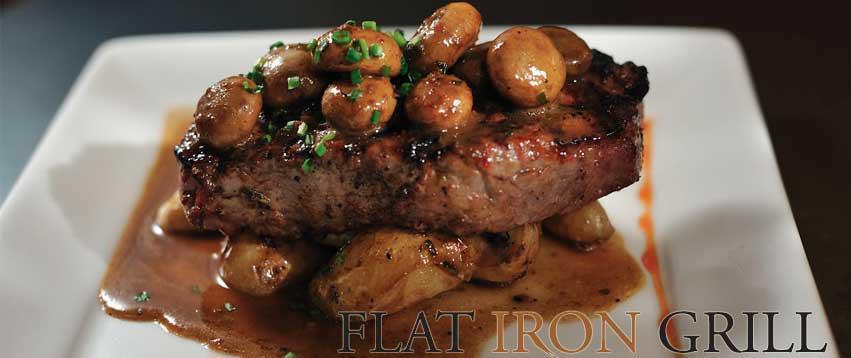 Flat Iron Grill photo