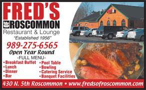 Fred's of Roscommon photo
