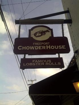Freeport Chowder House - Small User Photo