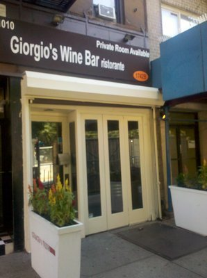 Giorgio's Wine Bar - Small User Photo