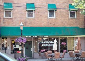 Grandstand Pizza photo