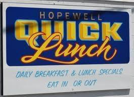 Hopewell Quick Lunch photo