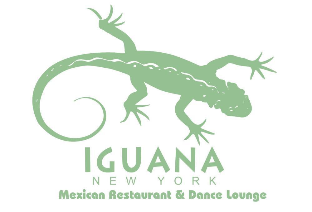 Iguana New York photo