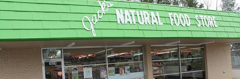 Jack's Natural Food Store - Small User Photo