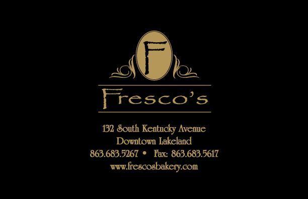 Fresco's bakery bistro photo
