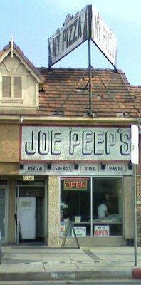 Joe Peep's photo