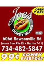 Joe's Coney Island photo