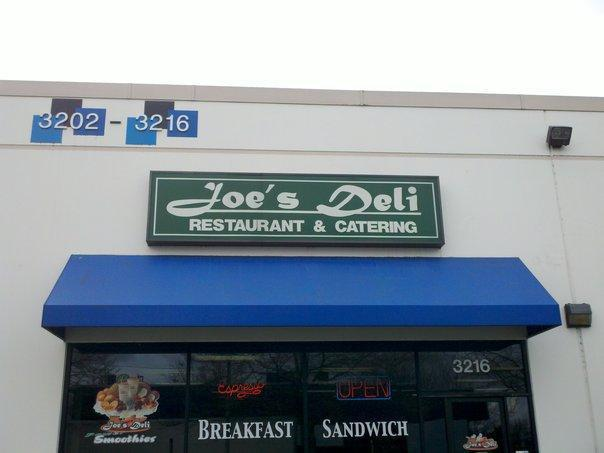 Joe's Deli - Small User Photo