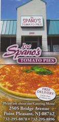 Joe Spano's Tomato Pies photo