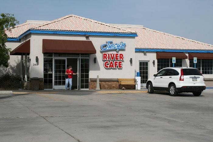 Big House Cafe In Casa Grande Arizona