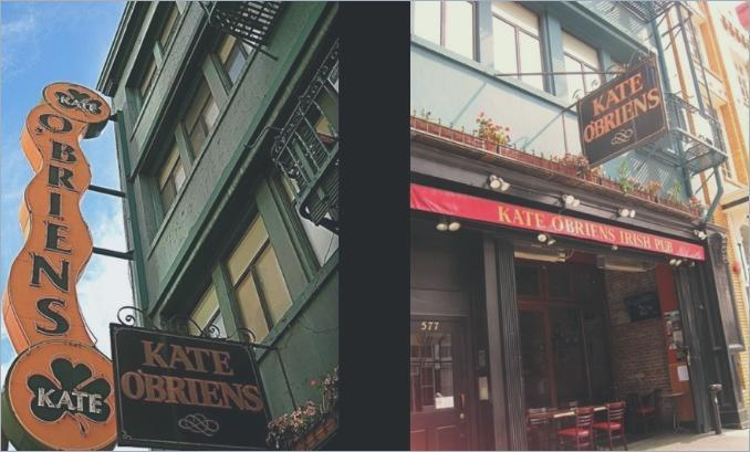 Kate O'Briens - Small User Photo