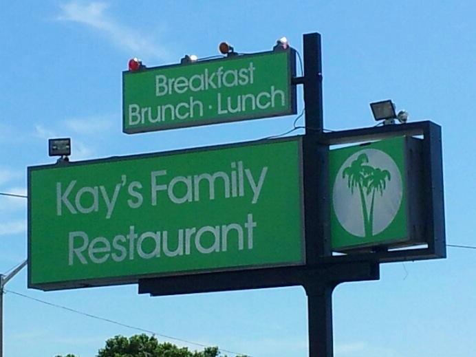 Kay S Kitchen Family Restaurant St Petersburg Fl