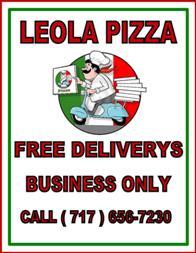 Leola Pizza Place photo