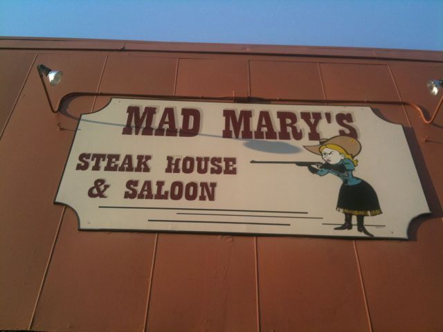 Mad Mary's Steakhouse photo