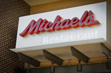 Menu For Michaels Steak And Seafood Restaurant Homewood Al