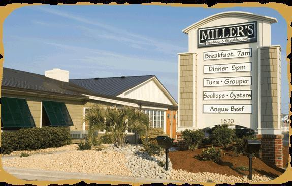 Miller's Seafood & Steakhouse - Small User Photo